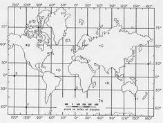 latitude and longitude coordinates worksheets social studies