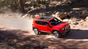 red jeep renegade 2016 2017 jeep renegade pricing for sale edmunds