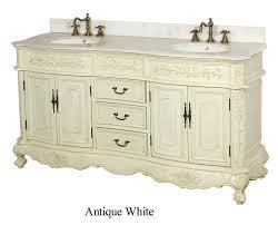 Double Vanity Cabinet Kara Double Vanity Antique Victorian Vanity