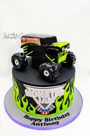 childrens monster truck videos cakes 78 best children u0027s cakes images on pinterest birthday cakes