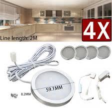 best kitchen cabinet led lighting 4x 12v cabinet led light for kitchen cabinet display lighting fixture