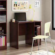 South Shore Axess Small Desk South Shore Axess Small Desk In Royal Cherry 7246075