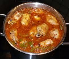 cuisiner la veille pour le lendemain poulet au riz et à la marjolaine les plaisirs de ma table