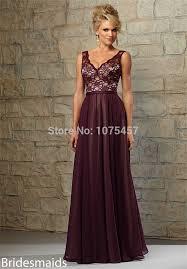 plum wedding dresses bridesmaids dress designers vosoi