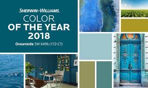 home decor trend sherwin williams 2018 color of the year is