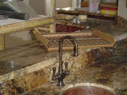 Kitchen Medallion Backsplash Hausdesign Kitchen Countertops Massachusetts Cabinets Staining