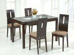 large glass dining room table kitchen design awesome solid wood furniture small table and