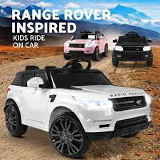 land rover kid kids ride on car range rover sport coupe electric toys battery