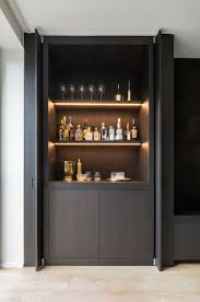 Kitchen Cabinet With Sliding Doors 18 Best Bars Images On Pinterest Bar Areas Bar Cabinets And