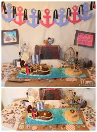Pirate Themed Home Decor by Diy Bucky Pirate Ship Cake Tutorial Jake And The Never Land