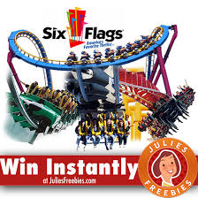 Six Flags Offers Welch U0027s Fruit Snacks Six Flags Sweepstakes And Instant Win Game