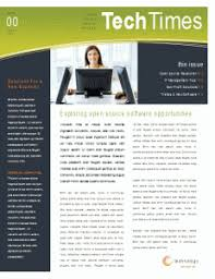 download free newsletter templates download free formatted