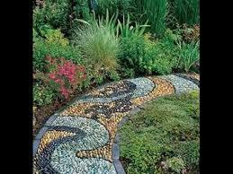 stone garden path ideas to make your garden awesome youtube