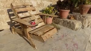 Unfinished Wood Chairs Rustic Unfinished Wooden Sun Bed With Double Arms On The Outdoor