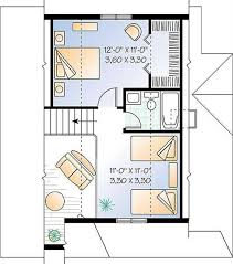 House Plans With Jack And Jill Bathroom Vacation Homes Country House Plans House Plan 126 1244
