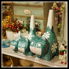 Home Decorations Wholesale Online Buy Wholesale Wooden Cat Christmas Decoration From China