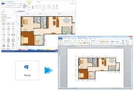How To Make A Floor Plan On Microsoft Word by Create Floor Plan For Word