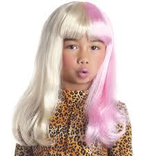 halloween blonde wigs blonde kid wig discount wig supply