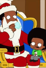 brown christmas poster the cleveland show a cleveland brown christmas tv episode 2009