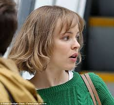 the rachel haircut 2013 bob ilicous rachel mcadams shows off her short new hairstyle as she