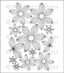 inkadinkado clear sts 4 x8 sheet patterned bugs clear sts