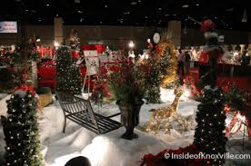 28th annual fantasy of trees inside of knoxville