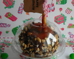 caramel apple boxes wholesale candy apple etsy