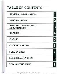 2009 2015 yamaha fz6r motorcycle service manual