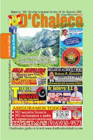 d u0027chaleco magazine by d u0027chaleco magazine issuu
