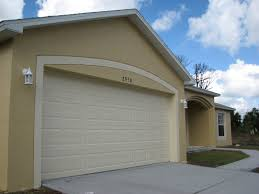 exterior painting a short sale home in palm bay fl by peck painting