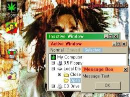 theme download for my pc bob marley theme download