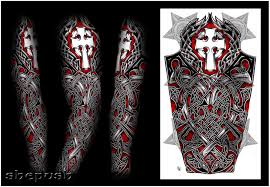 nathaniel celtic sleeve by shepush on deviantart
