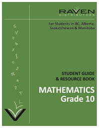 raven u0027s guide to british columbia foundations of math and pre