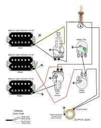 3 humbucker strat wiring diagram free diagrams fine pickup carlplant