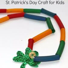 st patrick u0027s day crafts for kids easy st paddy u0027s day crafts