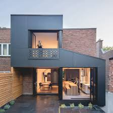 Home Design For Extended Family by Residential Extensions Dezeen