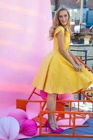 shabby apple new york new york skirt yellow 145 00 http