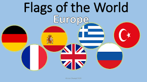 Europe Political Map Quiz by World Flags Quiz Europe Only Learn And Practice Youtube