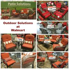 Wicker Patio Furniture Cushions - outdoor living at walmart frugal upstate