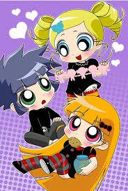 powerpuff girls child yanamaisarah2 deviantart