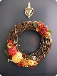 librarian tells all i fall autumn grapevine wreath with
