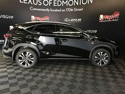 lexus black nx new 2018 lexus nx 4 door sport utility in edmonton ab l14110