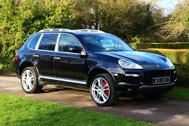 30 u0027995 2008 08 plate porsche cayenne turbo s tiptronic with only