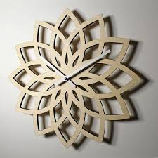 Clock Designs by Wonderful Wooden Wall Clock Design 134 Panache Designer Wooden