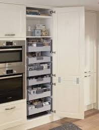 Smart Open Storage With A Custom Ikea Pantry 12 Kitchen Organization Tips From The Pros Pantry Comebacks And