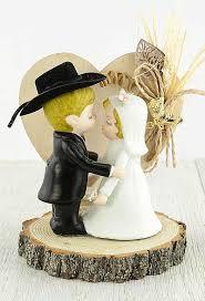 western cake topper harvest wedding cake topper