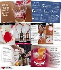 Hosting A Cocktail Party - how to host the perfect cocktail party the ebook mr and mrs