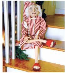 ebenezer scrooge carol ornament doll charles dickens