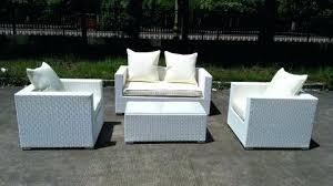 White Wicker Outdoor Patio Furniture White Wicker Furniture White Wicker Outdoor Rattan Wicker Patio