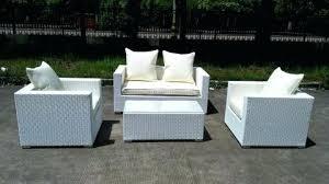 White Wicker Outdoor Patio Furniture White Wicker Furniture White Wicker Outdoor Rattan Wicker Patio